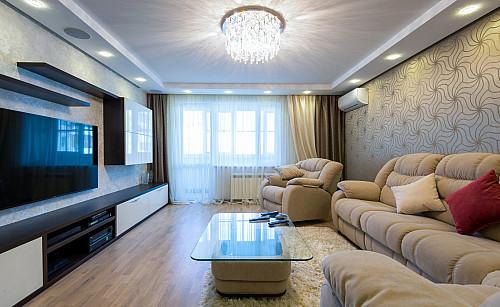 Чистая уютная квартира Алматы