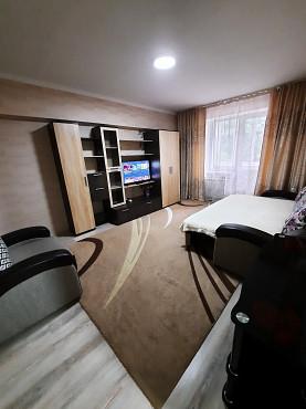 1 комнатная квартира с евроремонтом Алматы