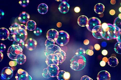 Мыльные пузыри Алматы