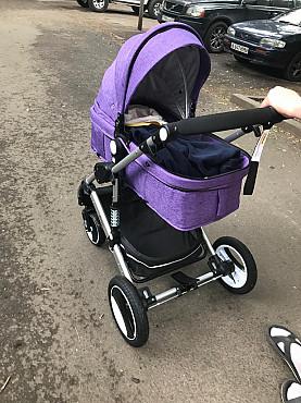 Детская коляска НОВАЯ.Продам срочно!!! Алматы