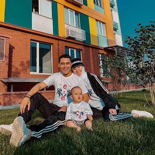 Одежда для всей семьи Алматы