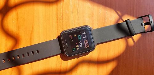Amazfit Bip Смарт-часы, глобальная версия, новые. Усть-Каменогорск