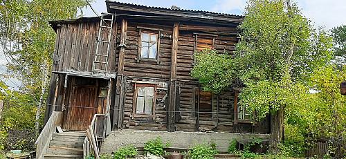 П.Белоусовка, дом Белоусовка