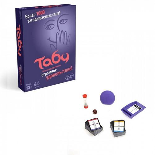 Настольная игра Табу от Хасбро Алматы