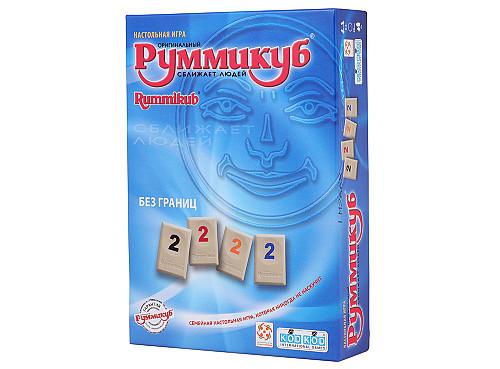Настольная игра Руммикуб. дорожная версия Алматы