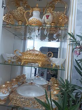 Срочно продается горка с красивой посудой Тараз