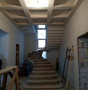Изготовление и заливка бетонных лестниц Атырау