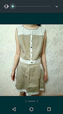 Турецкая одежда для девочки Кызылорда