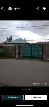 Дом в пригороде Алматы