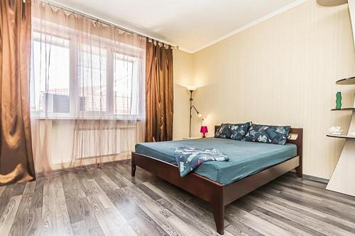 2-комнатная квартира посуточно в ЖК Манхеттен Алматы