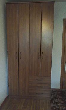 Шкаф двух секционный для одежды и постельного белья Уральск