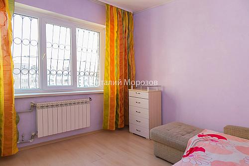 Продаем улучшенную 3 комнатную на Ауэзова Толе би за 28.5 млн Алматы