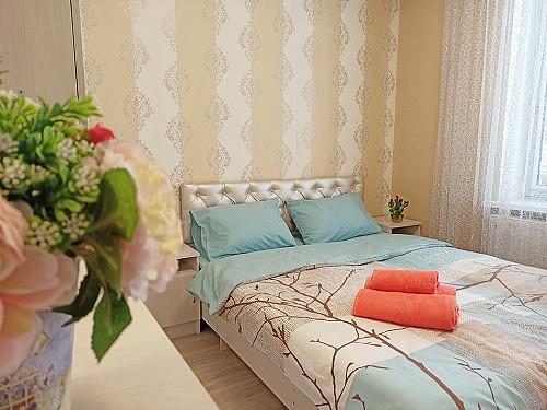 2-комнатная квартира в ЖК Алтан Булак 2 Алматы