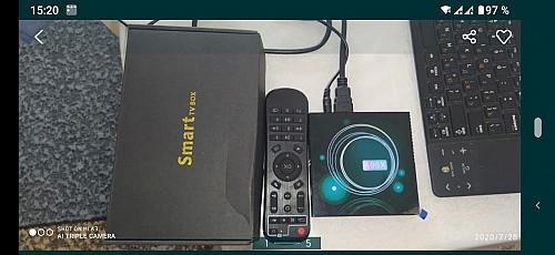 Продам Андройд TV BOX A95X F3 Slim Капчагай
