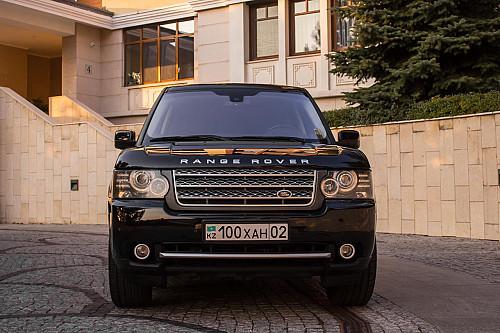 Range Rover 2010 Алматы