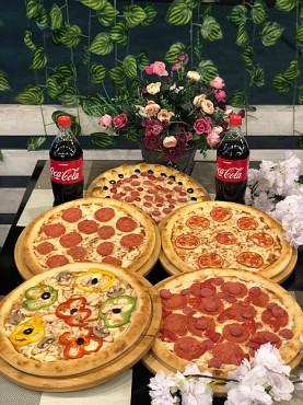 Вкусная пицца в Алматы с оперативной доставкой Алматы
