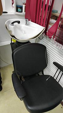 Мойка и кресло Нур-Султан