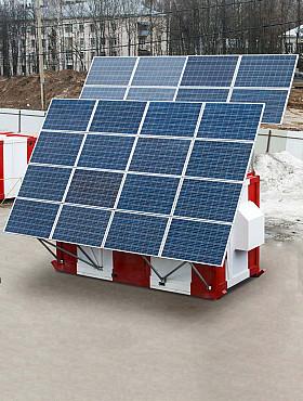 Автономные энергокомплексы Актобе