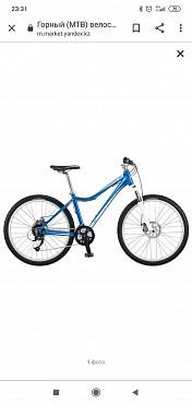 Велосипед Giant Revel 3W Алматы
