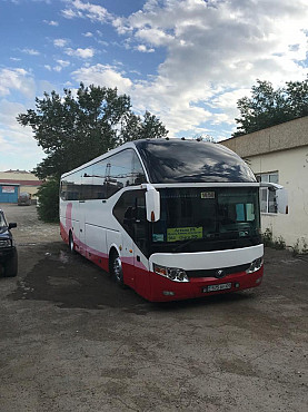 Автобусы на заказ Нур-Султан