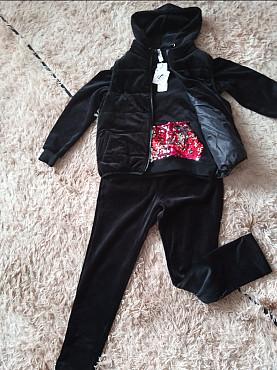 Велюровый костюм Алматы