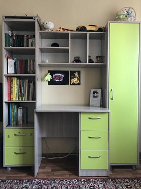 Шкаф со столом Алматы