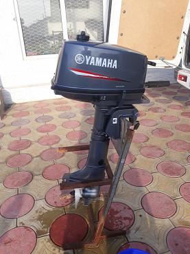 Лодочный мотор yamaha 4 Атырау