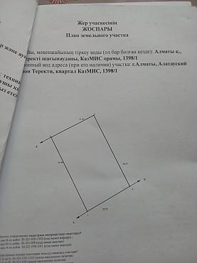 Земельный участок Алматы