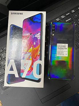 Samsung a70 128gb Алматы