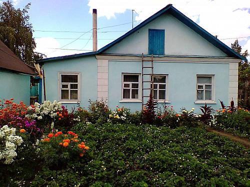 Жилой дом с земельным участком Сарань