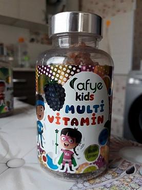 Детские витамины Актау