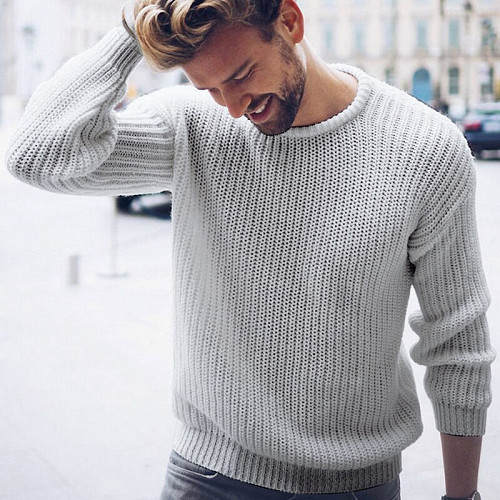 Fashion cotton sweater pullover Караганда