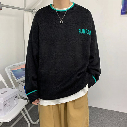 Мужской трикотажный свитер Караганда