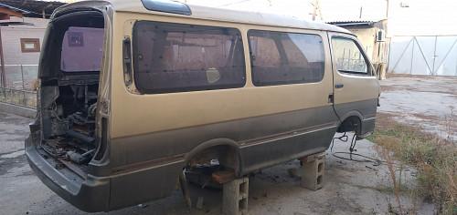 Toyota Hiace Алматы