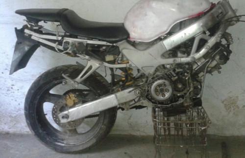 Honda VTR-1000F Алматы