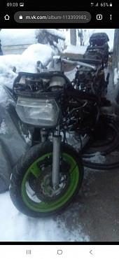 SUZUKI GSF-250, 400, 600, 1200 в Разбор Алматы