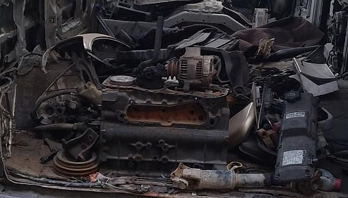 Двигатель 1KZ-TE НА ЗАПЧАСТИ Алматы