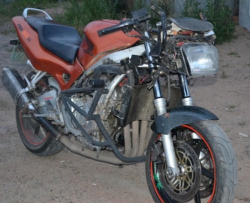 Honda CBR-600 F3 в разбор Алматы