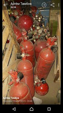 Куплю баллоны пожаротушения