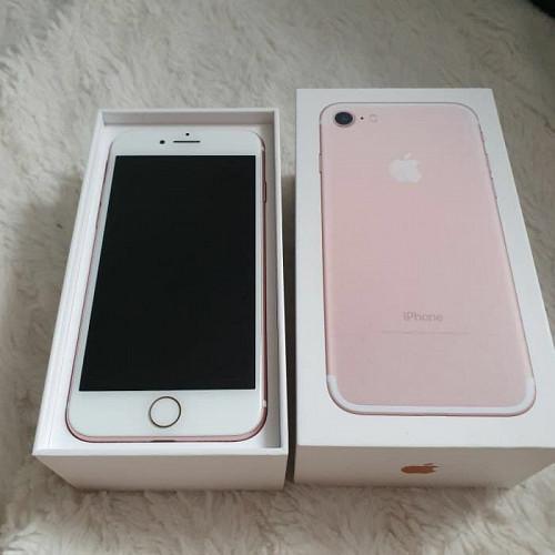 IPhone 7 Gold rose 128ГБ Алматы