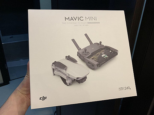Квадрокоптер DJL Mavic Mini Fiy More Combo (CE) Алматы