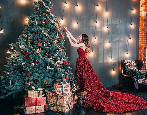 Акция на новогодние фотосессии для вас и ваших близких! Алматы
