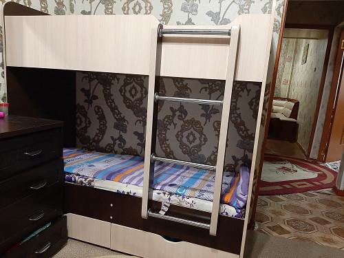 Двухъярусная кровать Тараз
