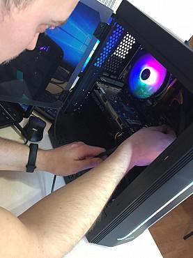 Выезд бесплатно! Профессиональный ремонт ноутбуков, компьютеров. Алматы