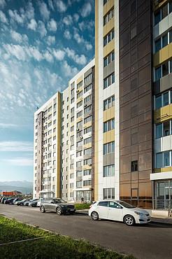 1 комнатная квартира в новом доме Алматы