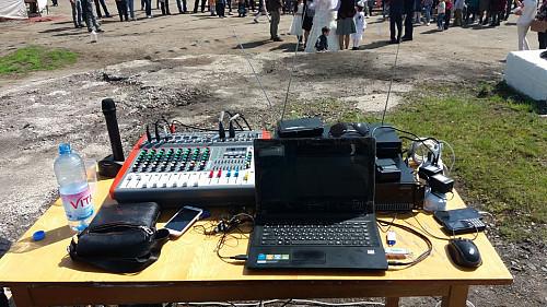 Прокат колонок, звука. Микрофоны, музыкальная аппаратура. Алматы