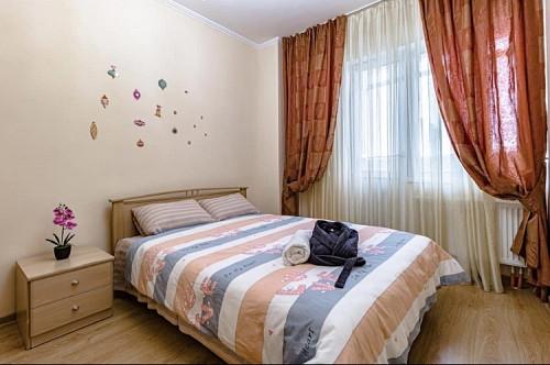 """2-х комнатная квартира посуточно в жк """"Mega Tower Almaty"""" Алматы"""