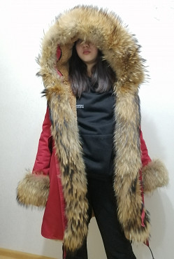 Куртка - парка женская Нур-Султан