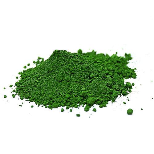 Пигмент (краситель) для плитки и бетона зеленый Алматы