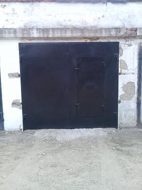 "Цех""Gashkoff"" изготовит ворота Костанай"